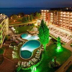 Туристическое агентство Jimmi Travel Пляжный авиатур в Болгарию, Несебр, Vigo 4*