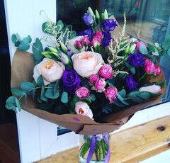Магазин цветов LION Букет «Принцесса»