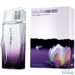 Парфюмерия Kenzo Парфюмированная вода L'eau Par Kenzo Eau Indigo Femme, 100 мл