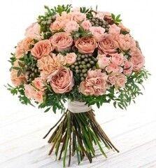 Магазин цветов Florita (Флорита) Букет «Капучино»