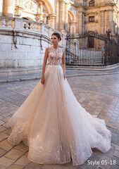 Свадебное платье напрокат Giovanna Alessandro Платье свадебное 05-18