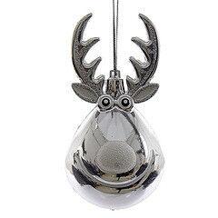 Елка и украшение mb déco Елочная игрушка «Шар-олень» на подвесе