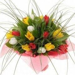 Магазин цветов Планета цветов Букет из тюльпанов №6
