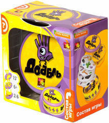 Магазин настольных игр Asmodee Настольная игра «Dobble»
