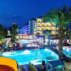 Туристическое агентство News-Travel Пляжный авиатур в Турцию, Аланья, Caretta Beach Club Hotel 4*