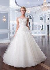Свадебное платье напрокат А-силуэт Lillian West Платье свадебное «Aline»