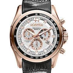 Часы Roamer Наручные часы Rockshell Mark III Chrono 220837 49 25 02