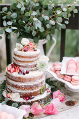 Торт DOLCE Праздничный торт «Мимими в саду»