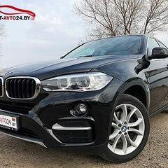 Прокат авто Прокат авто BMW X6 F16 2015