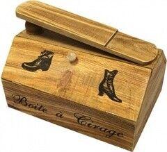 Подарок Дом Декор Коробка для обувных принадлежностей 69069