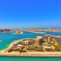 Туристическое агентство TravelHouse Пляжный aвиатур в ОАЭ, Дубай, Rixos The Palm Dubai 5*