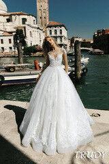 Свадебный салон Bonjour Свадебное платье Trudy из коллекции La Douceur