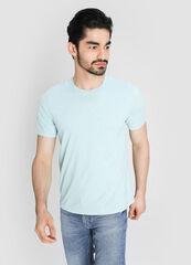 Кофта, рубашка, футболка мужская O'stin Базовая мужская футболка MT6W12-N3