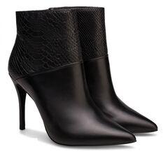 Обувь женская Ekonika Ботильоны EN1163-23 black-18Z