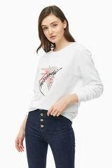 Кофта, блузка, футболка женская Trussardi Толстовка женская 56F00092-1T003819