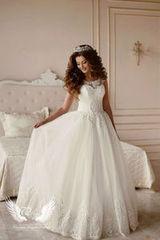 Свадебный салон ALIZA Свадебное платье «Vintage» Ameli Benya