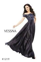 Вечернее платье Vessna Вечернее платье арт.1219 из коллекции VESSNA Party