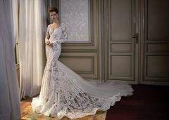 Свадебный салон Bliss Couture Свадебное платье Berta