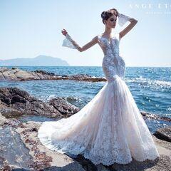 Свадебный салон Ange Etoiles Платье свадебное Ali Damore  Sara