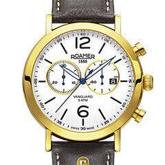 Часы Roamer Наручные часы Vanguard 935951 48 24 09