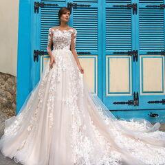 Свадебный салон Aivi Свадебное платье Delarenta (Love Repablic)