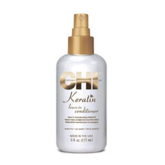 Уход за волосами CHI Keratin Leave-In Несмываемый спрей-кондиционер