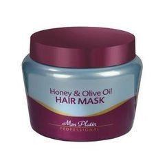 Уход за волосами Mon Platin Маска на основе оливкового масла и мёда, 100 мл