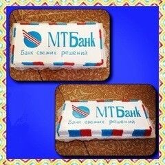 Торт МЕГАТОРТ Торт «МТБанк»