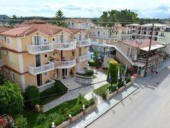 Туристическое агентство Мастер ВГ тур Греция 2018, о.Закинф, отель Planos Beach Hotel 3*