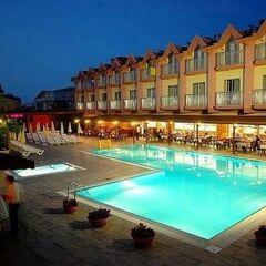 Туристическое агентство География Пляжный авиатур в Турцию, Кемер, Himeros Club Hotel 4
