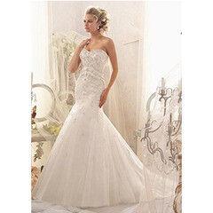 Свадебное платье напрокат Mori Lee Свадебное платье 2611
