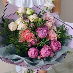 Магазин цветов Кошык кветак Букет классический №22