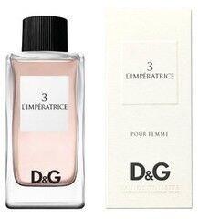 Парфюмерия Dolce&Gabbana Туалетная вода Imperatrice, 30 мл