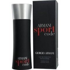 Парфюмерия Giorgio Armani Туалетная вода Armani Code Sport