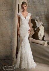Свадебный салон Mori Lee Свадебное платье 2717