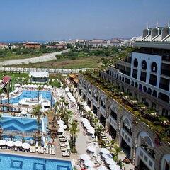 Туристическое агентство Мастер ВГ тур Пляжный авиатур в Турцию, Сиде, Crystal Sunset Luxury Resort & Spa 5* (7 ночей, май)