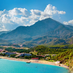 Туристическое агентство Мастер ВГ тур Пляжный aвиатур в Турцию, Кемер, Iko Melisa Garden 3*