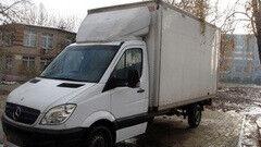 Прокат авто Прокат авто Mercedes-Benz Sprinter грузовой 2008 г.в.