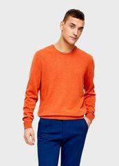 Кофта, рубашка, футболка мужская O'stin Джемпер с круглым вырезoм MK6U11-24