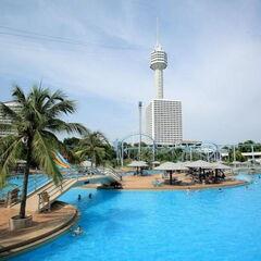 Горящий тур Элдиви Пляжный авиатур в Тайланд, Паттайя, Pattaya Park Beach Resort 3*