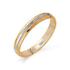 Ювелирный салон Топаз Обручальное кольцо Т130613703-2