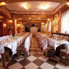 Банкетный зал Багратион Гостевой зал