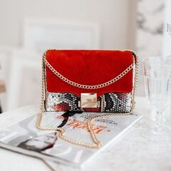 Магазин сумок Vezze Кожаная женская сумка C00506