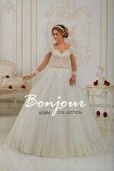 Свадебный салон Bonjour Свадебное платье «Alesy» из коллекции EDEM L'ECLAT 2016