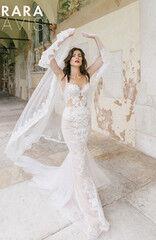 Свадебное платье напрокат Rara Avis Свадебное платье Eshli