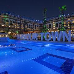 Туристическое агентство Мастер ВГ тур Пляжный авиатур в Турцию, Сиде, Crystal Sunset Luxury Resort & Spa 5* (7 ночей, июль)
