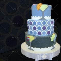 Торт Sole Праздничный торт №4