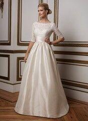 Свадебное платье напрокат Justin Aleksander Свадебное платье 8816