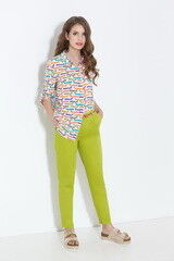 Кофта, блузка, футболка женская Elema Блузка женская Т-7731