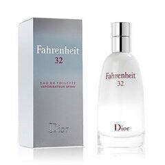 Парфюмерия Christian Dior Туалетная вода Fahrenheit 32, 100 мл